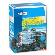 Happet Bioball plus - 26 mm Biobälle mit Bioschwamm