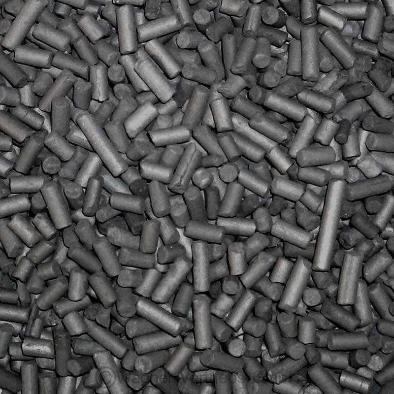 aktivkohle 3 mm 25 kg kohle pellets filterkohle aquarium teich ebay. Black Bedroom Furniture Sets. Home Design Ideas