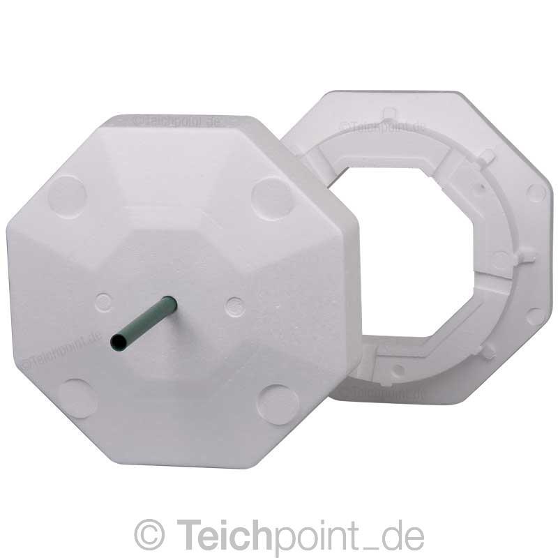 eisfreihalter 40 cm der koi teich im winter neu ebay. Black Bedroom Furniture Sets. Home Design Ideas