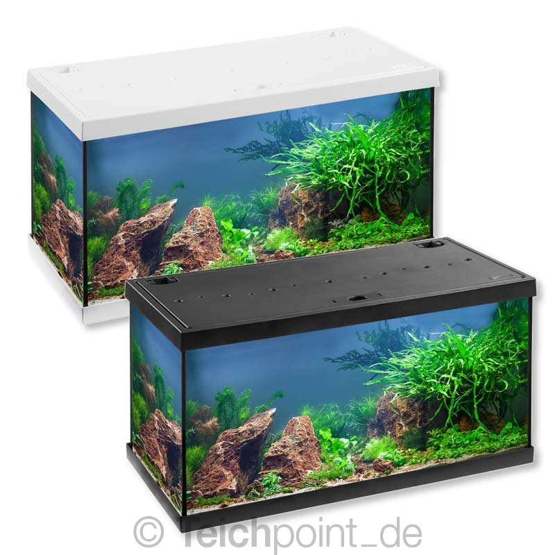 eheim aquarium komplett set aquastar 54 led 54 liter. Black Bedroom Furniture Sets. Home Design Ideas