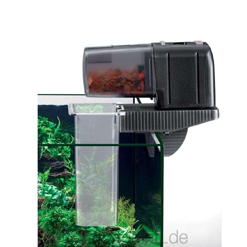eheim feedingstation aquarium futterstation f r fisch futterautomat ebay. Black Bedroom Furniture Sets. Home Design Ideas