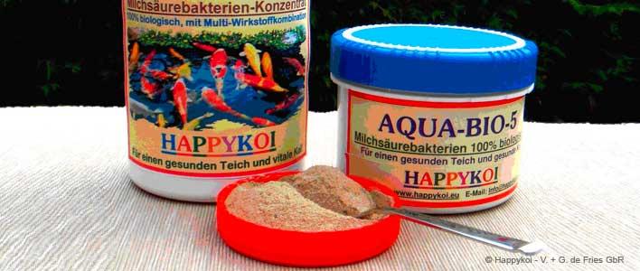 Happykoi Aquabio5 Pulver beige