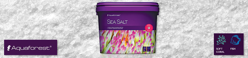 Banner Aquaforest Sea-Salt