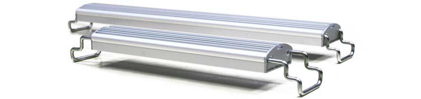 Die Beleuchtungsmodule LED Stretch mit ausziehbaren Halterungen