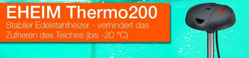 Produktbanner EHEIM THERMO200 Eisfreihalter