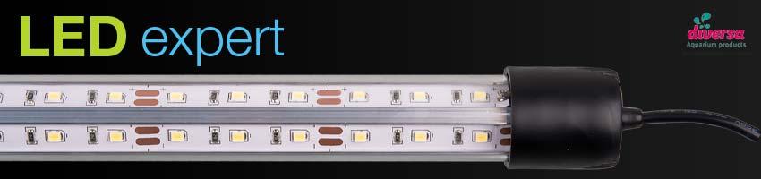 Diversa LED Expert Aquarium Beleuchtung Set