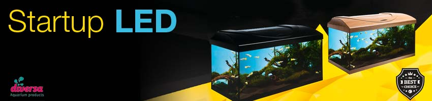 Banner Diversa Startup-LED Aquarium Set