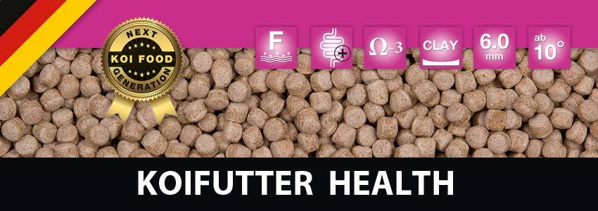 Banner Wagner Koifutter Health