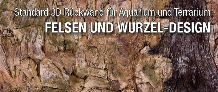 3d aquarium r ckwand standard stein rock aquariumr ckwand. Black Bedroom Furniture Sets. Home Design Ideas