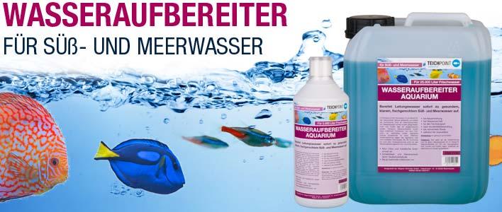banner wasseraufbereiter für aquarium