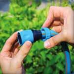 Wasserstop Funktion