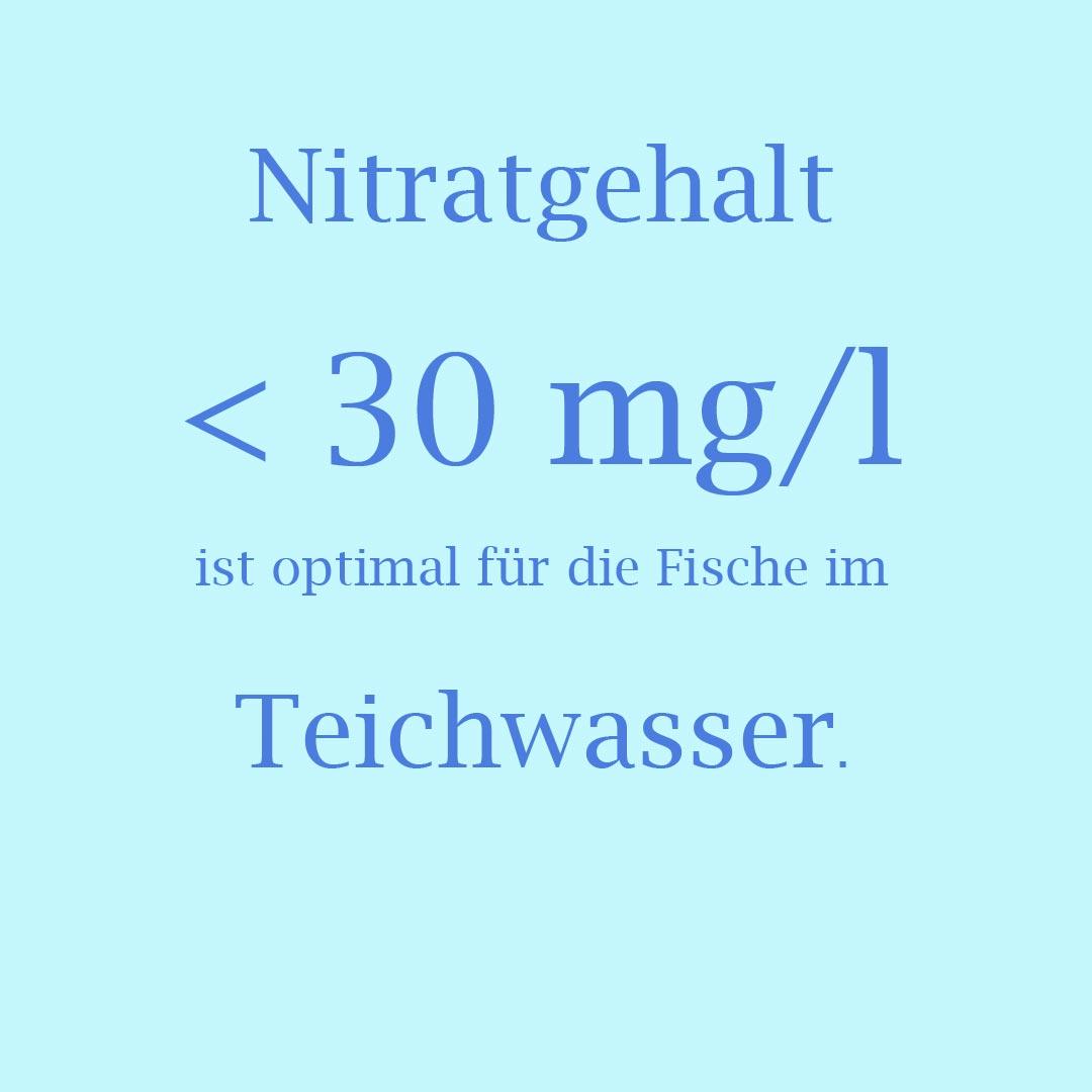 weniger 30 mg/l