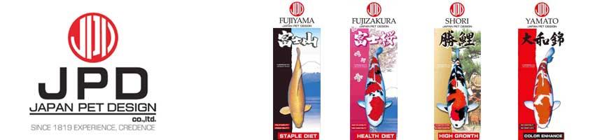 fahnen und banner Japan pet design koifutter